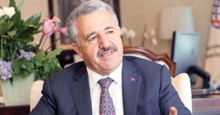 Ulaştırma Bakanı Arslan'dan son dakika Wikipedia açıklaması! Bakan Arslan: Wikipedia'ya yanlışı düzeltin devam edin diyoruz.