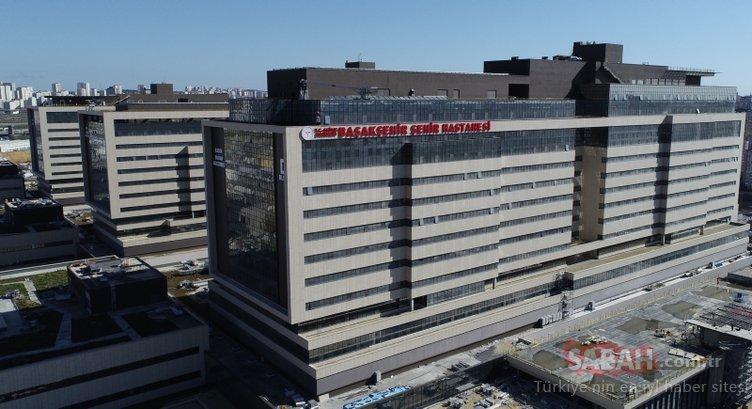 İBB 'köstek' olunca hükümet harekete geçmişti! İşte Başakşehir Şehir Hastanesi'nin yolları...