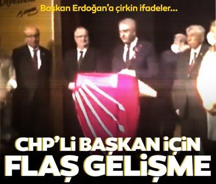 CHP'li Cemal Emir'in çirkin açıklamalarına suç duyurusu