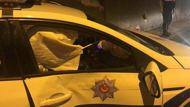 Rize'de zincirleme trafik kazası: 1'i polis 6 yaralı - En Son Haber