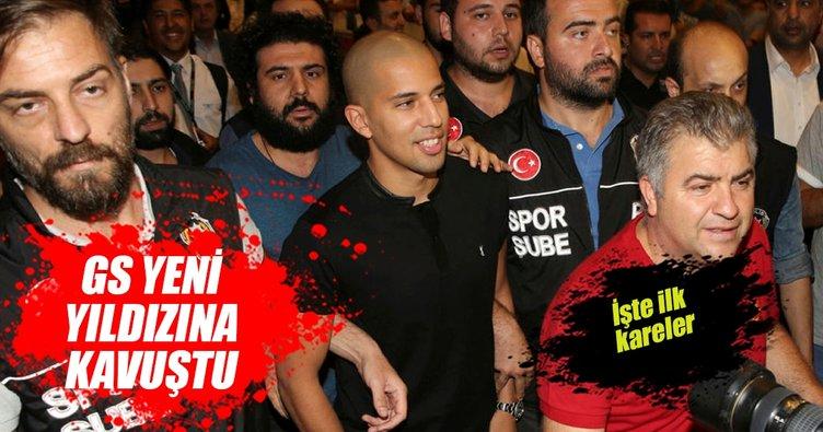 Feghouli İstanbul'da