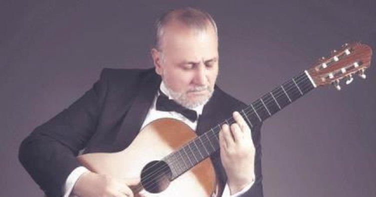 Festivalde klasik gitar buluşması