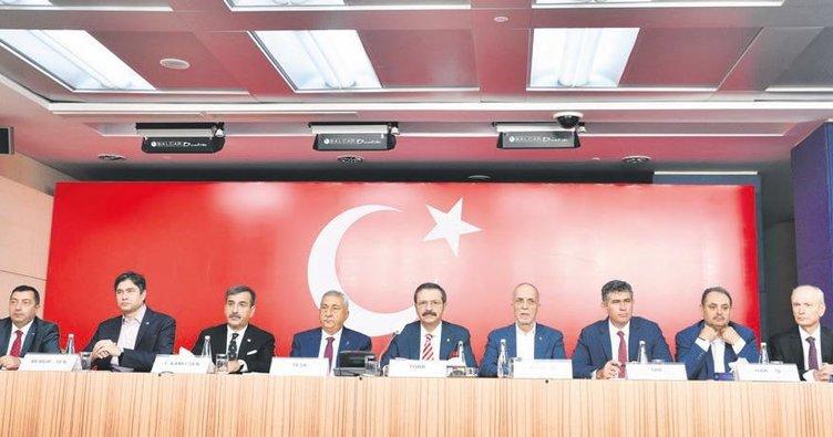 STK'lardan Barış Pınarı'na destek