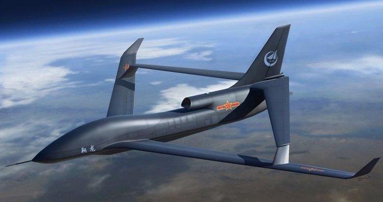 Çin'den 'görünmez' uçak geliyor