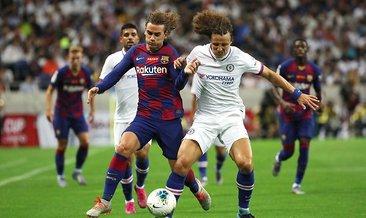 Chelsea, Barcelona'yı 2-1 yendi