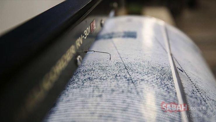 Deprem mi oldu, nerede, saat kaçta, kaç şiddetinde? 13 Ağustos 2020 Perşembe Kandilli Rasathanesi ve AFAD son depremler listesi BURADA!