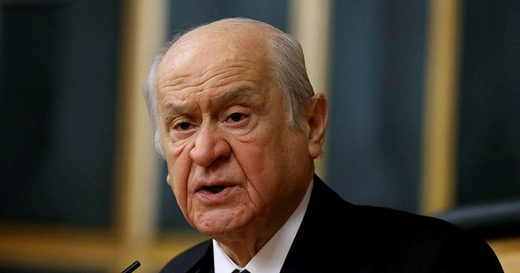 Son dakika | MHP lideri Devlet Bahçeli'den sert çıkış: 104 amiral bozuntusunun bildirisine zevzeklik demek