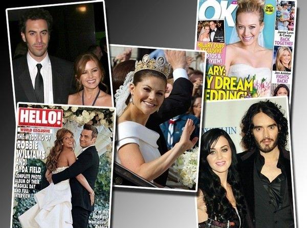 2010 Yılında Evlenen Ünlüler