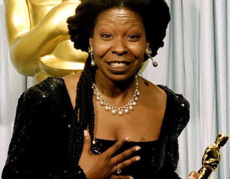 Whoopi Goldberg'den sürpriz Oscar çıkışı