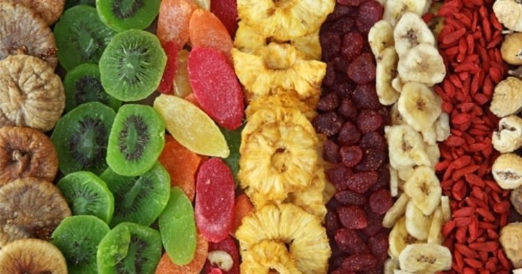 Diş çürümesine neden olan yiyecekler