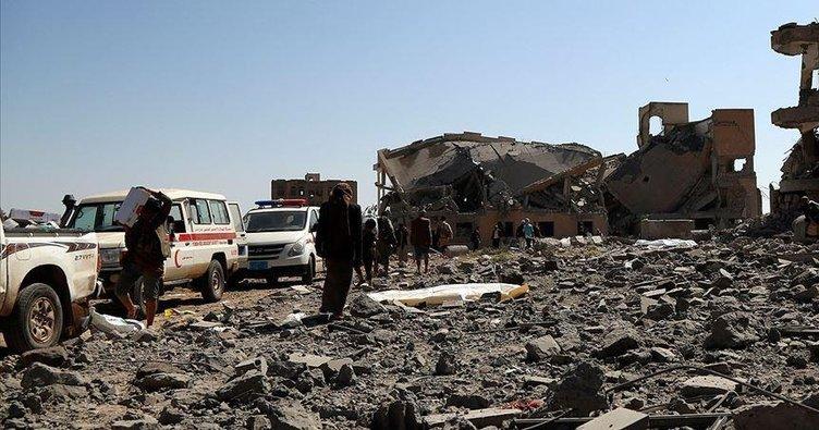 Son dakika: Yemen'de Husilerin saldırısında ölenlerin sayısı 45'e yükseldi