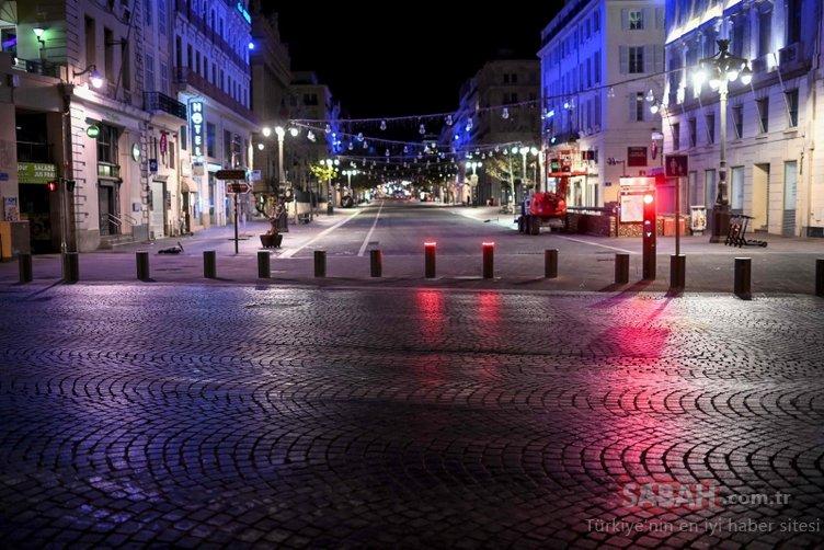 SON DAKİKA: Sokağa çıkma yasakları geri geliyor! Avrupa'da vaka sayısında rekor üstüne rekor