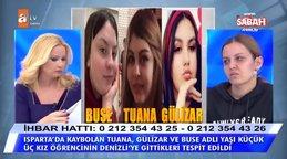 Müge Anlı, esrarengiz şekilde kaybolan 3 genç kızın şok yazışmalarını canlı yayında okudu! 24 Şubat 2020 Pazartesi | Video