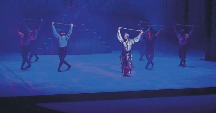 Gaziantep'te opera ve bale festivali başladı