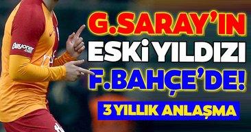 Transferde son dakika: Galatasaray'ın eski yıldızı Fenerbahçe'de!