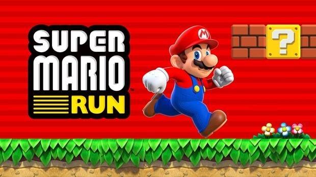 Super Mario iPhone'lara geliyor