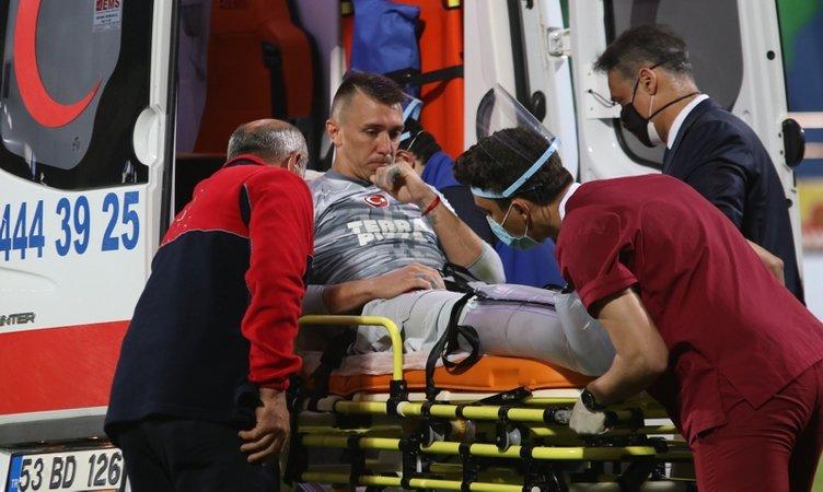 Galatasaray'ı Rize'de durduran Muriqi transferi oldu!