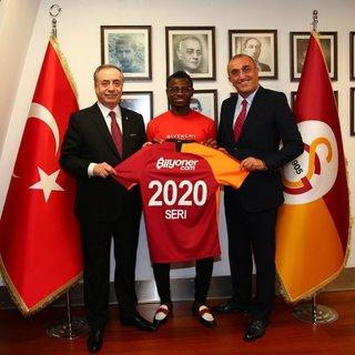 İşte Jean Michael Seri - Galatasaray transferinin perde arkası