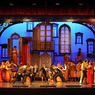 'Don Kişot Operası' ilk kez sahnede