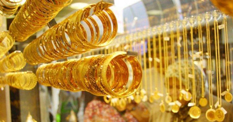 Altın fiyatları bugün düşüşte! 21 Şubat 2021 bugün 22 ayar bilezik, çeyrek ve gram altın fiyatları ne kadar oldu?