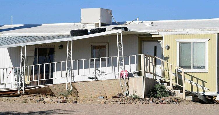Kaliforniya depremle sarsıldı