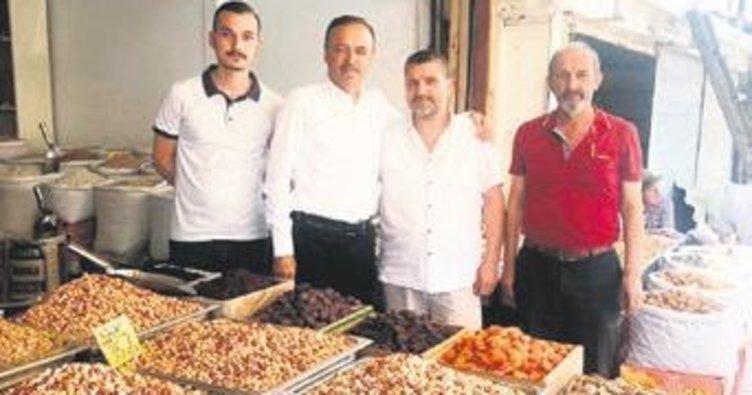 "AK Partili Turan: ""Ankara'da esnafımızın yanındayız"