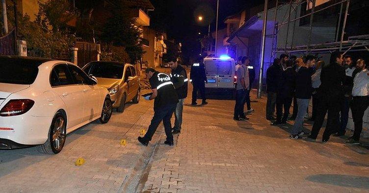 Malatya'da silahlı kavga