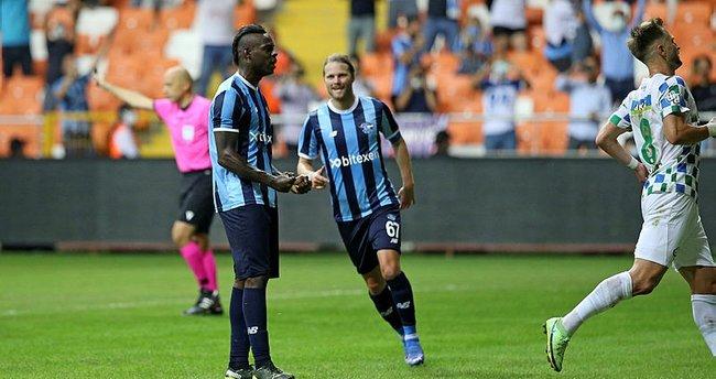 Mario Balotelli Süper Lig'de ilk golünü attı!
