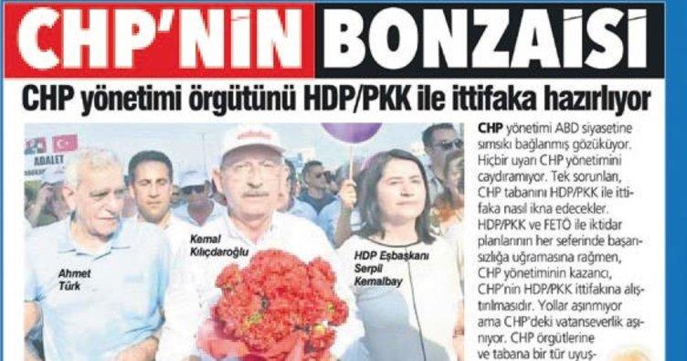 Perinçek: Yürüyüş CHP'nin bonzaisi