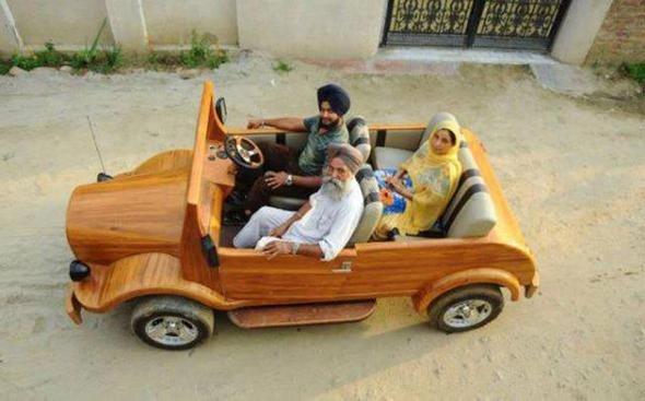 Araçlarını bakın ne hale getirdiler!
