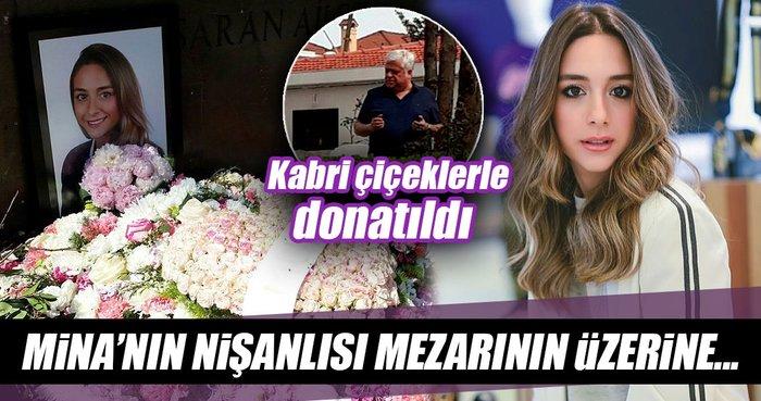 Son dakika: Mina Başaran'ın cenaze töreni! Son yolculuğuna uğurlandı