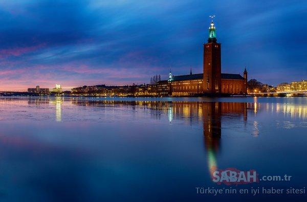 Kuzeyin Venedik'i : Stockholm!