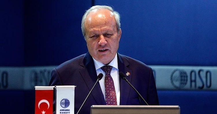 ASO Başkanı Özdebir'den 'yerli ve milli ürün' kullanılması çağrısı
