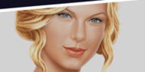 Taylor Swift Makyajı Yapma