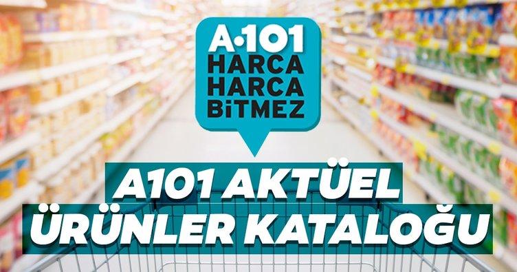 A101 Aktüel ürünler kataloğunda dev fırsat indirimi! Haftanın A101 Aktüel ürünler tam listesi yayında!