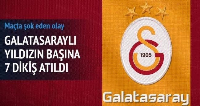 Galatasaray, Fenerbahçe derbisinde üç sakat birden verdi