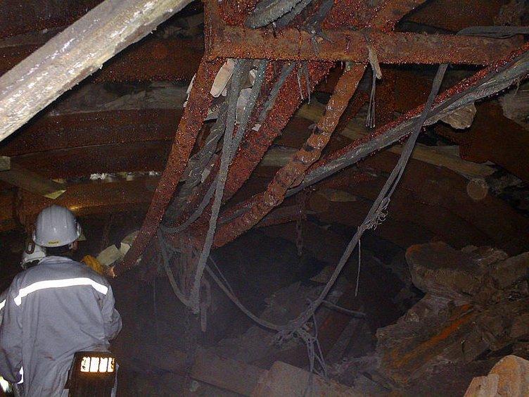 İşte 301 işçinin öldüğü Soma'daki maden ocağı
