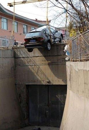 Böyle kaza olur mu? demeyin!