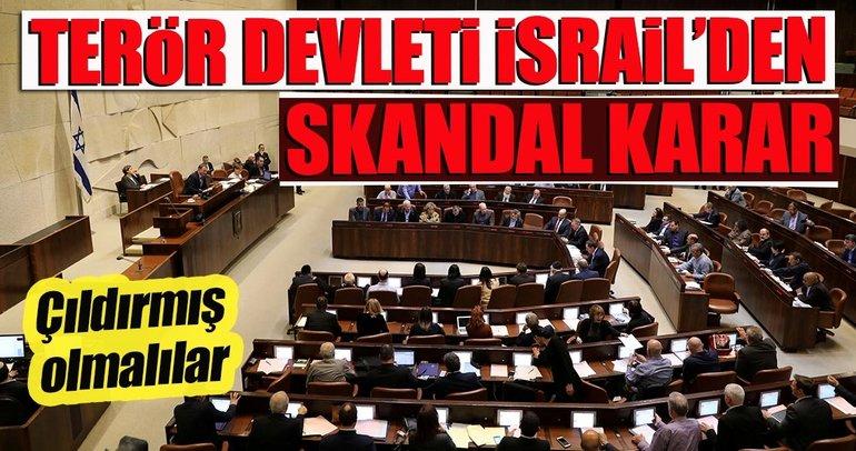 İsrail, Filistinlileri idam etmek istiyor