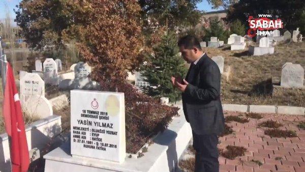 Akıncı Üssü davasında çıkan kararın ardından 15 Temmuz şehidinin kardeşinden teşekkür | Video