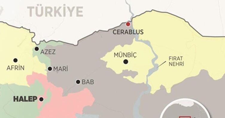 Son dakika:  Cerablus'ta bomba yüklü motosiklet infilak etti: 7 kişi yaralı