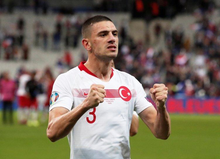 UEFA haftanın 11'ini açıkladı! Türkiye'den 2 oyuncu var