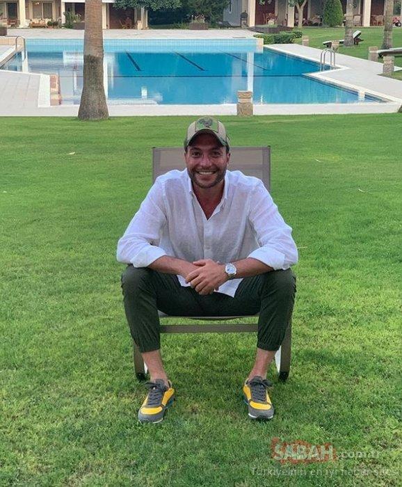 Ramo'nun yakışıklı oyuncusu Görkem Sevindik evleniyor! Görkem Sevindik basketbolcu sevgilisi Kübra Siyahdemir'e evlilik teklif etti...