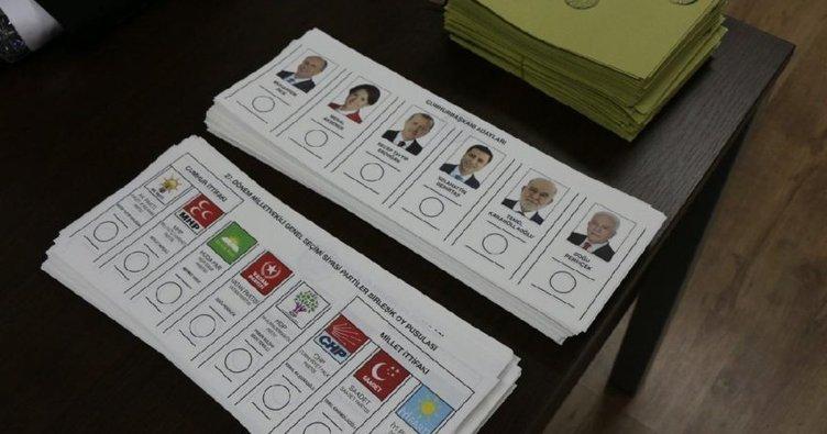 İstanbul'daki ittifak oyları