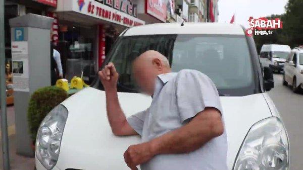 Ramazan'da alkol alın şahıs ortalığı birbirine kattı