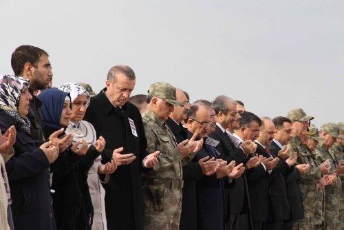 Siirt'teki 17 şehidimiz için Diyarbakır'da son görev