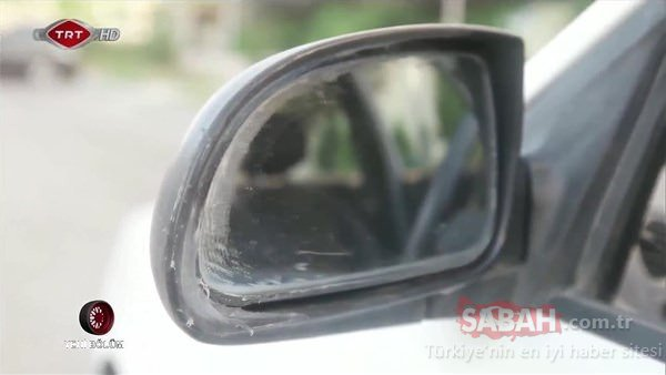 Anne ve kızı inanamadı! Hyunda Accent otomobilin son hali...