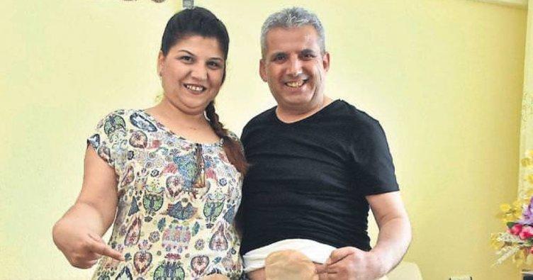 Kanseri yenen çiftten hastalara yardım eli