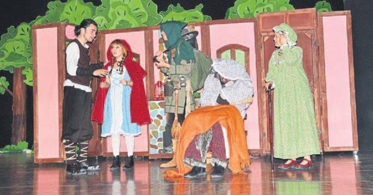 Çukurova'dan tiyatro oyunu