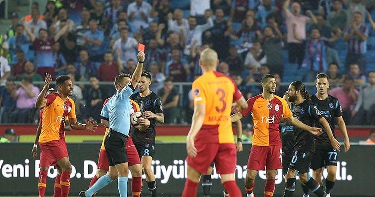 Son dakika: Emre Belözoğlu ve Belhanda PFDK'lık oldu